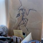 Палеонтология: Офисный стол палеонтолога